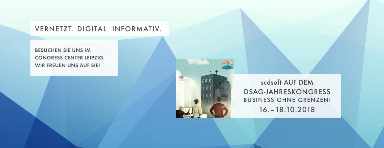 DSAG Jahreskongress 2018 Leipzig