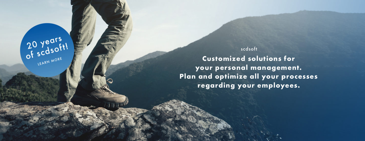 Customized solutions for your personnel management with SAP HCM