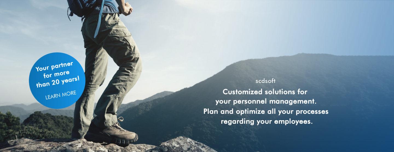 We are your SAP HCM & SuccessFactors consulting partner
