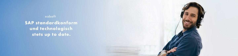 SAP standardkonform und technologisch stets up-to-date.